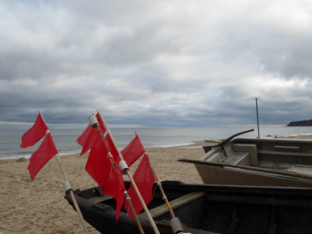 Ostseestrand Baabe